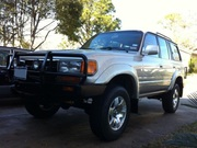 1992 Toyota 4.0L 3956CC l6