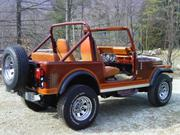 Jeep Cj Gasoline Jeep CJ Laredo